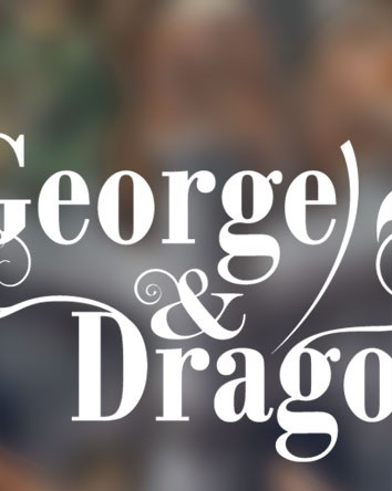George & Dragon Pub Branding